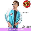 【数量限定】送料無料 メンズ ジャケット SANTA CRUZ サンタクルーズ スカジャン SID MELVIN 50263102 限定商品 EX1 A12