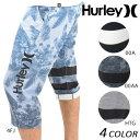 メンズ スウェット 七分丈 パンツ Hurley ハーレー MFBCRPS7 EE1 A10