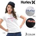 SALE セール 55%OFF レディース 半袖 Tシャツ Hurley ハーレー GTSSTRILO EE1 A27