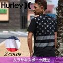 送料無料 メンズ 半袖 Tシャツ Hurley ハーレー MTSSDFOAO 限定商品 EE2 D24
