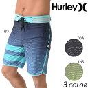 SALE セール 50%OFF メンズ 水着 海水パンツ Hurley ハーレー MBS0006450 ボードショーツ 18インチ丈タイプ EE1 D13