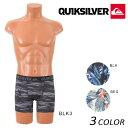 【店内全品送料無料】 メンズ サーフインナー 水着 サポーター インナーパンツ QUIKSILVER クイックシルバー QUD171301 EX1 D26