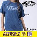SALE セール 40%OFF レディース 半袖 Tシャツ VANS バンズ VA17HS-GT53MS ムラサキスポーツ限定 EE2 F8