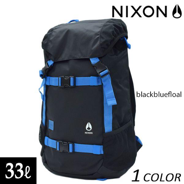 送料無料 バックパック NIXON ニクソン Landlock Backpack2 ランドロック バックパック C1953 EEF H31