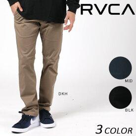 RVCA rvca ルーカ メンズ パンツ (チノ) ロング AH042-710 F1F I4 【返品不可】