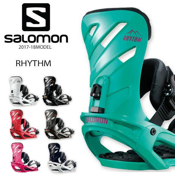 送料無料 SALE セール 31%OFF スノーボード バインディング SALOMON サロモン RHYTHM リズム 17-18モデル EE J7