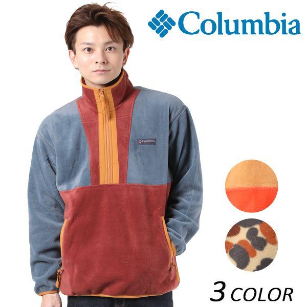 SALE セール 20%OFF メンズ ジャケット Columbia コロンビア CSC Originals Printed Fleece AE1176 EE3 J11
