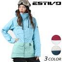 スノーボード ウェア ジャケット ESTIVO エスティボ EV-TRIBAL JK EVW1730 17-18モデルレディース EX J27