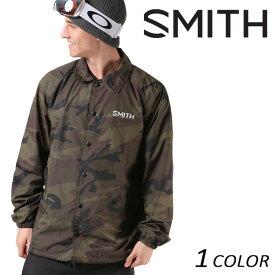 送料無料 スノーボード ウェア インナー SMITH スミス COACHS JACKET SWTM16010 17-18モデル メンズ E2 K13