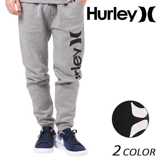 SALE セール 20%OFF メンズ ロング パンツ (スウェット) Hurley ハーレー MFBOAOFJ EE3 K1
