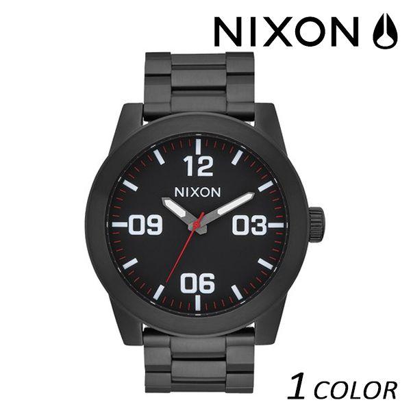送料無料 時計 NIXON ニクソン CORPORAL SS コーポラル SS A346 EE K14