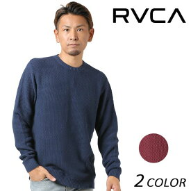 メンズ セーター RVCA ル—カ AH042-650 F1F I4 【返品不可】