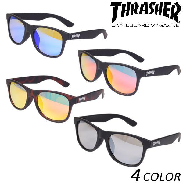 サングラス THRASHER スラッシャー RADICAL ラジカル 1013 EX K27