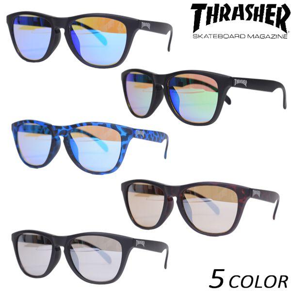 サングラス THRASHER スラッシャー PLANET プラネット 1015 EX K27