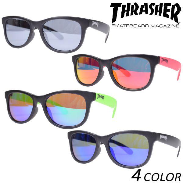サングラス THRASHER スラッシャー CLARUS 1018 EX K27