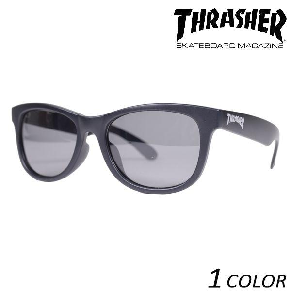 サングラス THRASHER スラッシャー CLARUS 1018 偏光レンズ EX K27