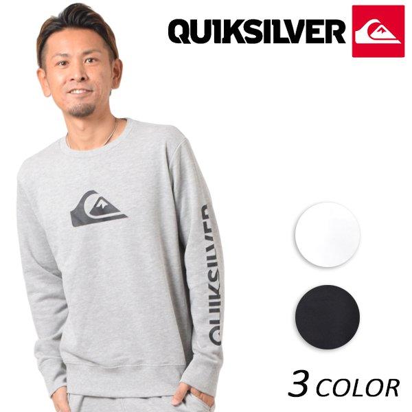 【数量限定】 メンズ トレーナー QUIKSILVER クイックシルバー QPO181630M FX1 L13