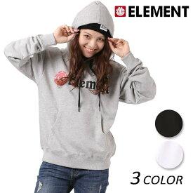 レディース パーカー ELEMENT エレメント AH024-P01 F1F I4 MM 【返品不可】