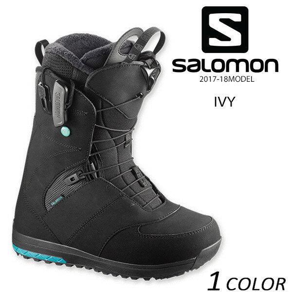 送料無料 SALE セール 35%OFF スノーボード ブーツ SALOMON サロモン IVY セイジ 17-18モデル レディース EE L19