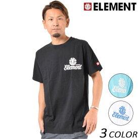 メンズ 半袖 Tシャツ ELEMENT エレメント AI021-312 G1S E29