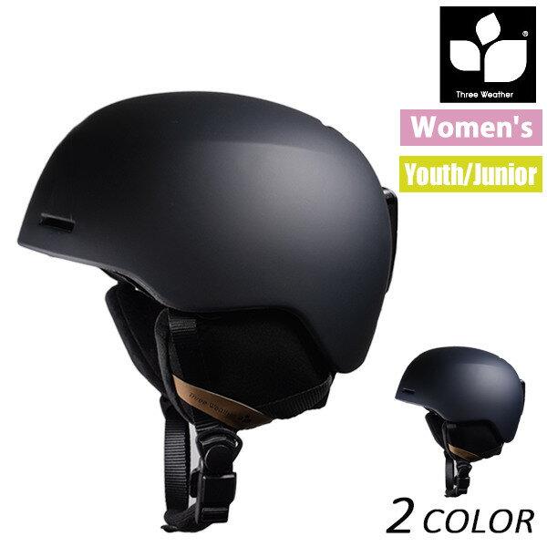 SALE セール 66%OFF スノーボード ヘルメット THREE WEATHER スリーウェザー Snow Helmet スノーヘルメット TWSNH001 EE L7 【返品不可】