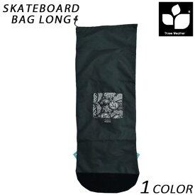 キッズ スケートボード スケボー デッキ ケース THREE WEATHER スリーウェザー SKATEBOARD BAG LONG MRBG14-LG FF B1