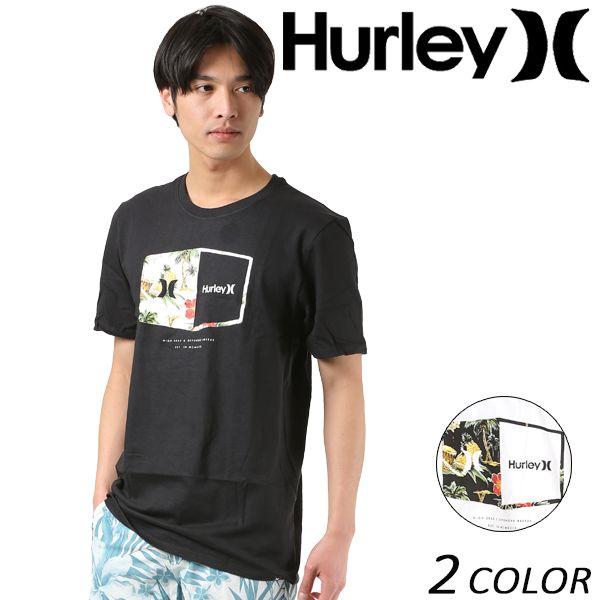 メンズ 半袖 Tシャツ Hurley ハーレー AA1762 FF1 B21