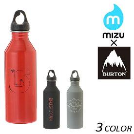 ステンレス ウォーターボトル MIZU ミズ × BURTON バートン BURTON M8 FF B23