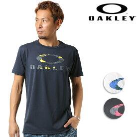 メンズ 半袖 Tシャツ OAKLEY オークリー ENHANCE TECHNICAL MESH TEE.18.01 457174JP G1S A25