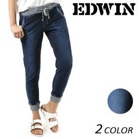 レディース ロングパンツ EDWIN エドウィン VL760 FX C17