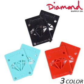 スケートボード パーツ ショックパッド Diamond Supply Co ダイヤモンド サプライ RISE&SHINE DRP FF D4