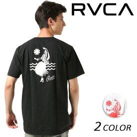 RVCA rvca ルーカ Tシャツ メンズ 半袖 AI041-234 G1S F1