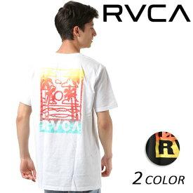 メンズ 半袖 Tシャツ RVCA ルーカ AI041-P39 G1S F1