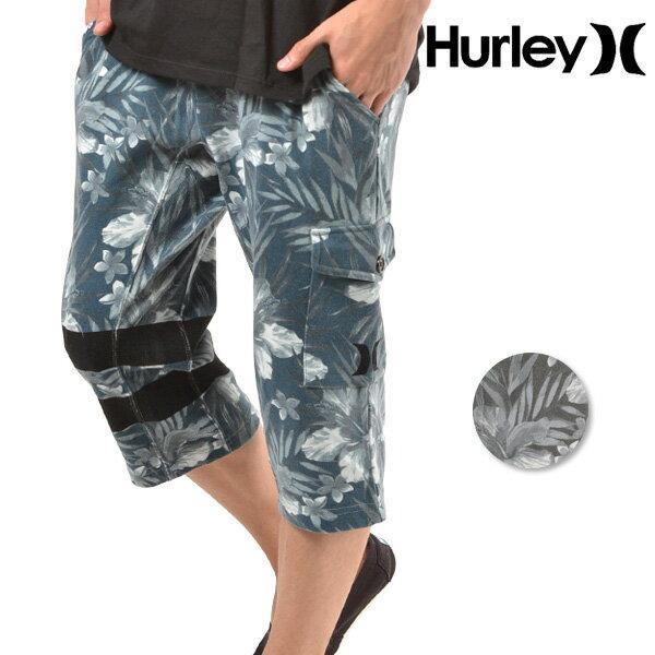 メンズ 七分丈 パンツ Hurley ハーレー MFBCRPGD ムラサキスポーツ限定 FF2 E2