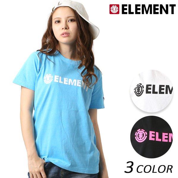 SALE セール 20%OFF レディース 半袖 Tシャツ ELEMENT エレメント AI023-206 FX2 E4
