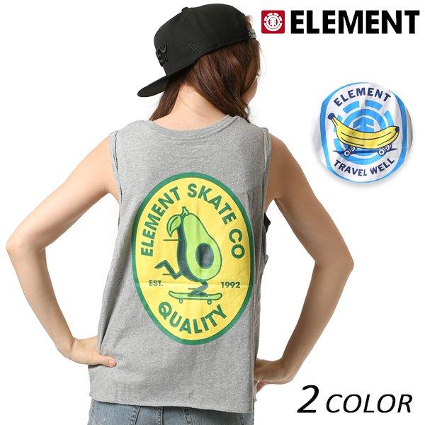 レディース タンクトップ ELEMENT エレメント AI023-359 FX2 E4
