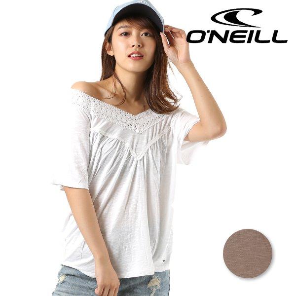 レディース 半袖 Tシャツ ONEILL オニール 628500 FX1 E21
