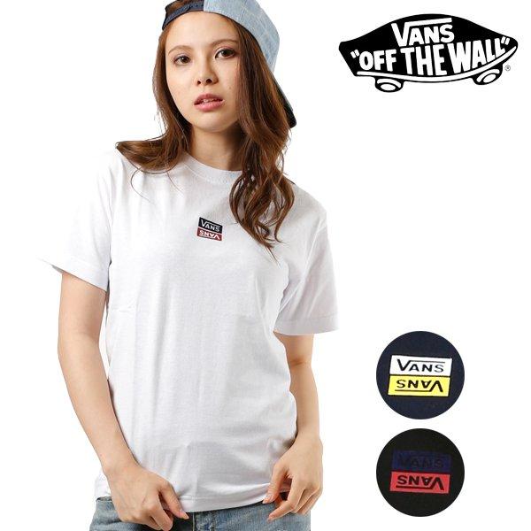 SALE セール 20%OFF レディース 半袖 Tシャツ VANS バンズ VANS-GT03 FF2 E26
