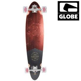 送料無料 ロングスケートボード GLOBE グローブ PINNER CLASSIC RED FOIL FF F14