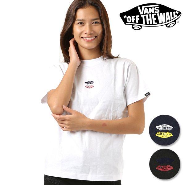 SALE セール 30%OFF レディース 半袖 Tシャツ VANS バンズ VANS-GT04 FF2 F5