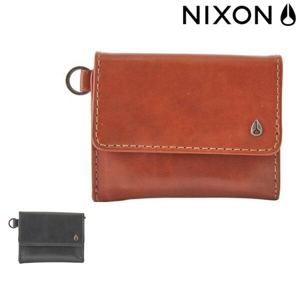 送料無料 財布 ウォレット NIXON ニクソン Bandido Tri-Fold Wallet NC2923 日本限定モデル FFS F13 MM