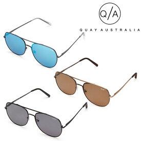 メンズ サングラス QUAY AUSTRALIA キーオーストラリア LIVING LARGE 国内独占販売モデル FF F14