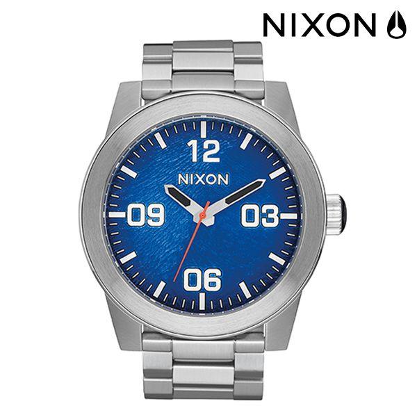 送料無料 時計 NIXON ニクソン CORPORAL SS コーポラル SS A346 2660 FF G6