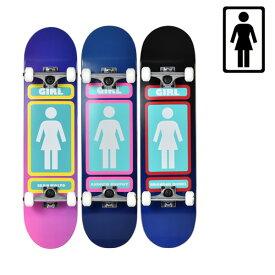 送料無料 スケートボード コンプリートセット GIRL ガール MR PRICE POINT COMPLETES GPPC2 ムラサキスポーツ限定 FF G31