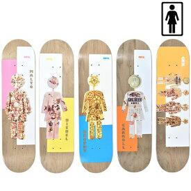スケートボード デッキ GIRL ガール MR OG DOLLS GM7 ムラサキスポーツ限定 FF G30