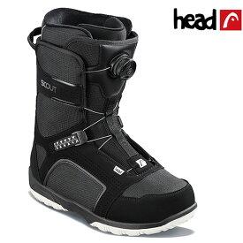 送料無料 スノーボード ブーツ HEAD ヘッド SCOUT PRO BOA スカウト プロ ボア 18-19モデル メンズ FF J18