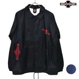 メンズ ジャケット INDEPENDENT インディペンデント 51883104 コーチジャケット ナイロンジャケット FF3 J20