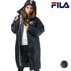 レディース ジャケット FILA フィラ 448913 ロングコート ベンチコート G1F J27