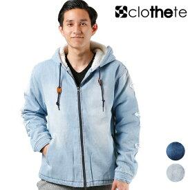 メンズ ジャケット clothete クローゼット CLJK18104 FF3 K13