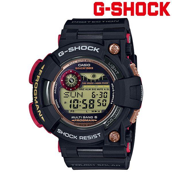 送料無料 【11/16発売】時計 G-SHOCK ジーショック GWF-1035F-1JR FROGMAN FF K5